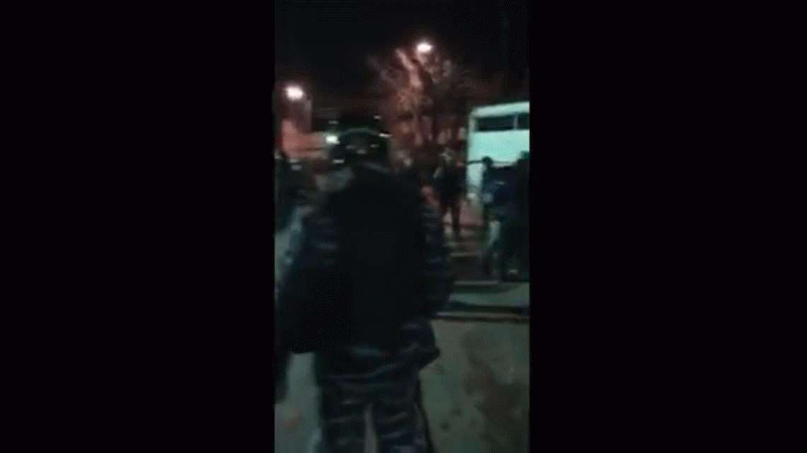 Detuvieron a gran parte de la barra brava de Independiente tras serios incidentes