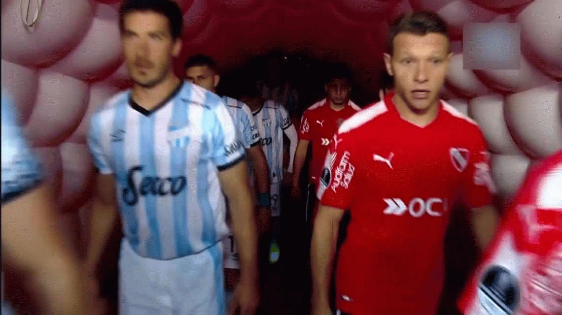 Independiente le ganó a Atlético Tucumán en un partido épico y avanza