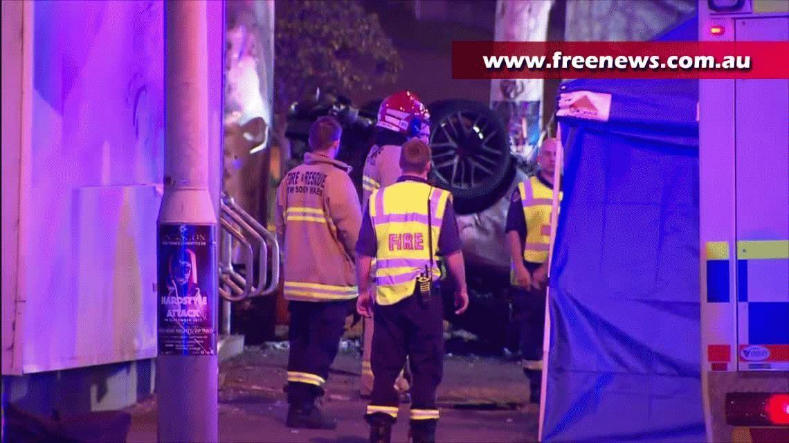 Una modelo australiana murió en un espectacular choque de auto