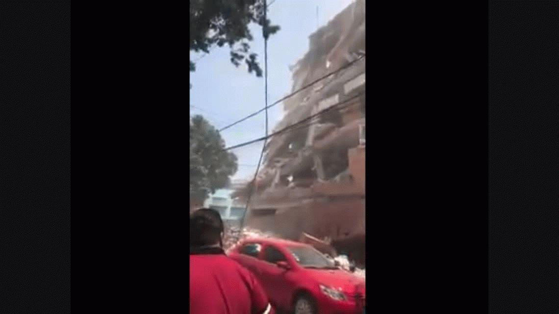 Tremenda coincidencia: horas antes, México realizaba un mega simulacro sobre sismos