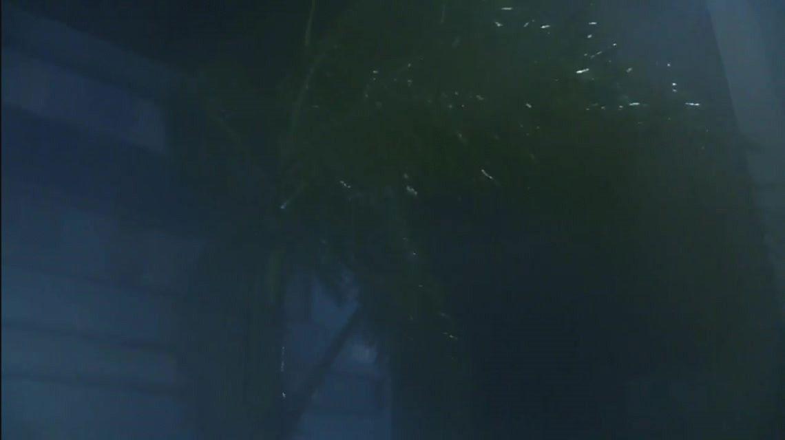 El huracán María tocó tierra en Puerto Rico