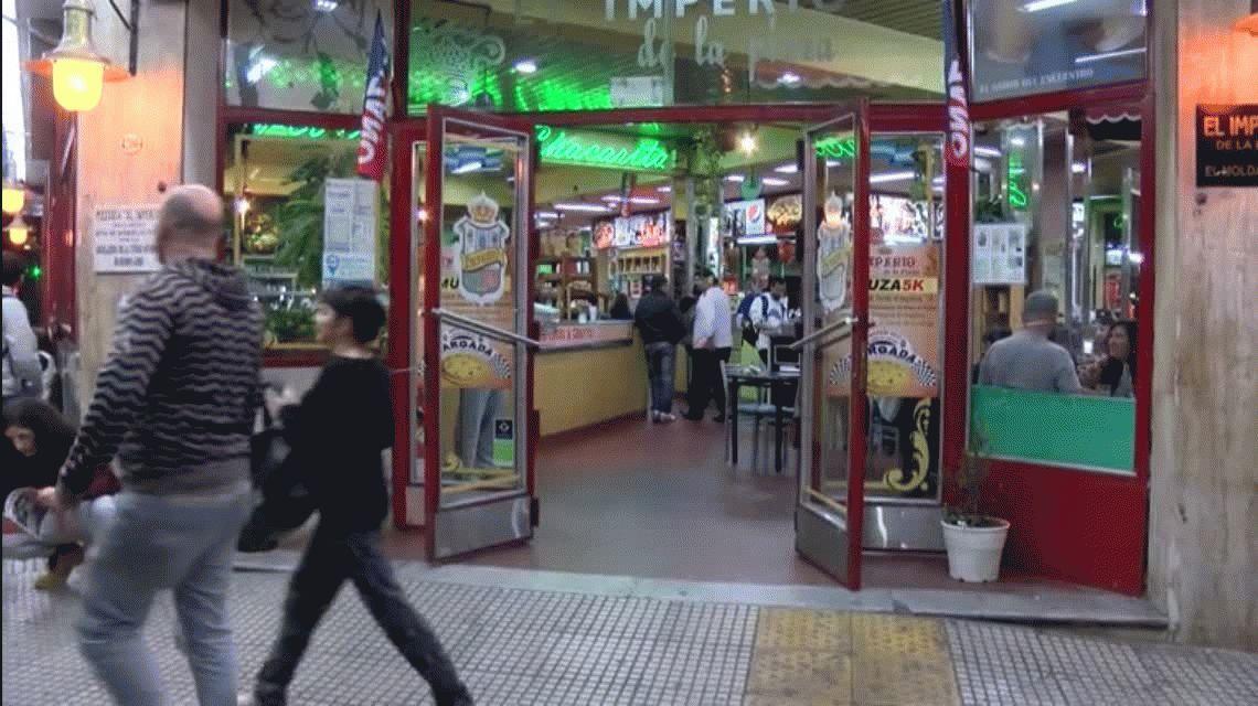 Imperio Chacarita es la mejor pizzería de la calle Corrientes según los participantes del Muza5K