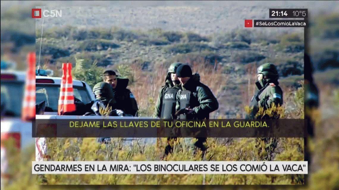 Un nuevo audio complica más a Gendarmería en el caso Santiago Maldonado