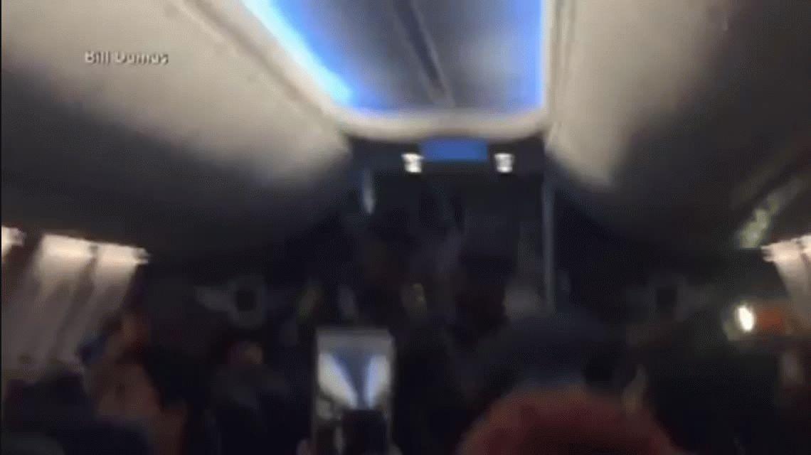 Sacan a una mujer por la fuerza de un vuelo porque dijo que era alérgica a los perros