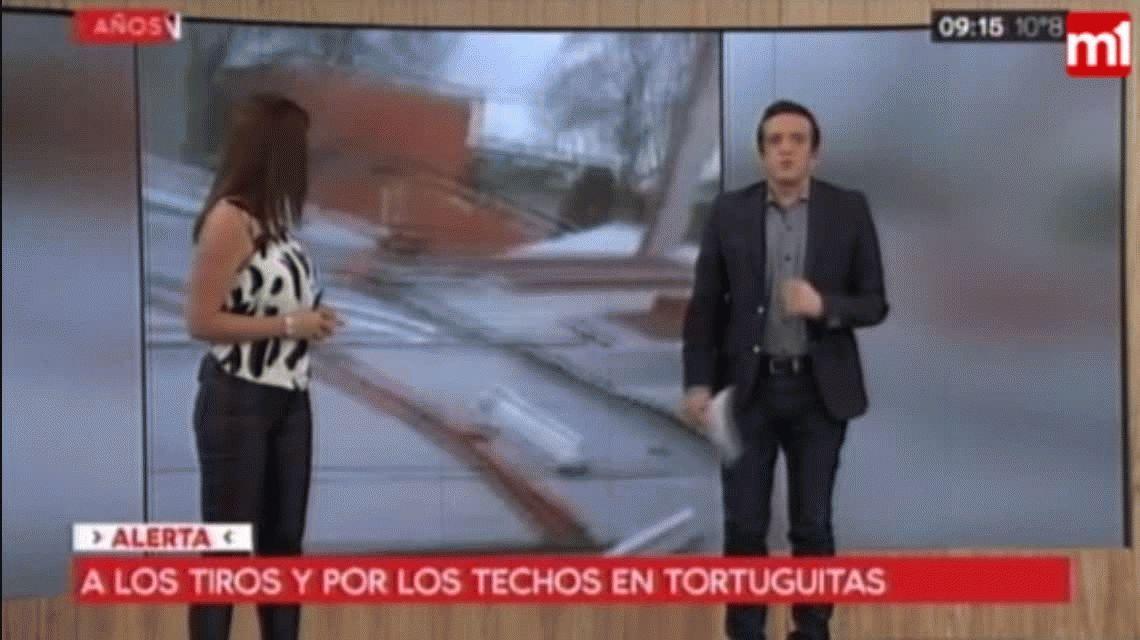 Tiroteo y entradera en Tortuguitas: dos vecinos quedaron heridos
