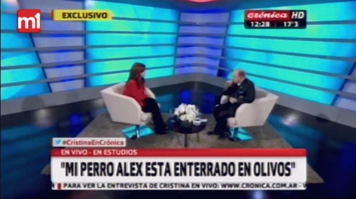 La 6 definiciones políticas de Cristina Kirchner que dejó en la entrevista en Crónica