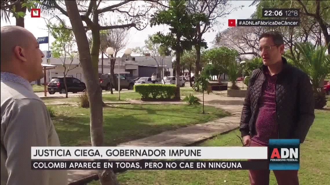 Corrientes Papers: las denuncias contra Ricardo Colombi