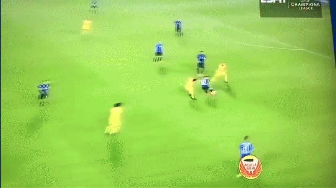 Bailó con el Papu: Gómez dejó en ridículo a Dybala antes de venir a la Selección