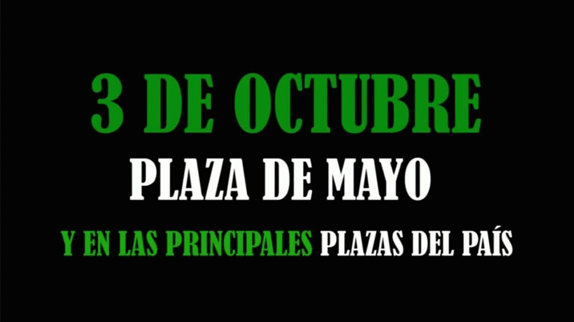Feriazo: productores venderán verdura en Plaza de Mayo para demostrar lo poco que les pagan