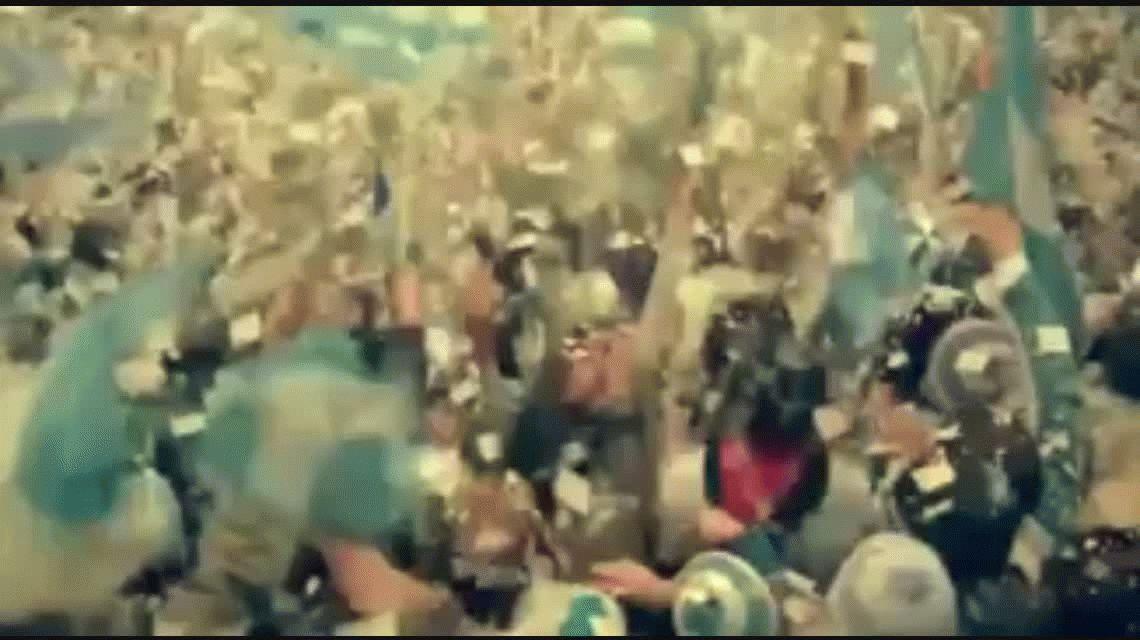 Emocionante: el video que motiva a la Selección de cara al partido con Perú