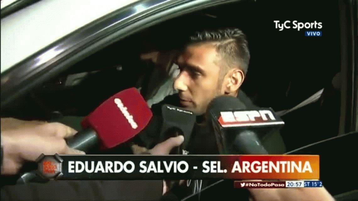 ¿Se olvidaron de la veda? Salvio y Papu Gómez rompieron el silencio ante la prensa