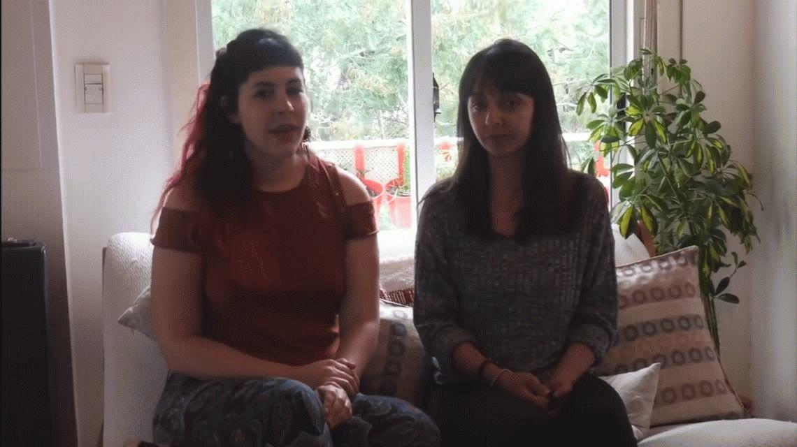 Belén y Pía se unieron para denunciar a su abusador y ahora quieren ayudar a otras