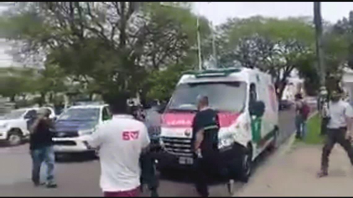 Se intoxicaron 18 chicos tras una fumigación en una escuela en Corrientes