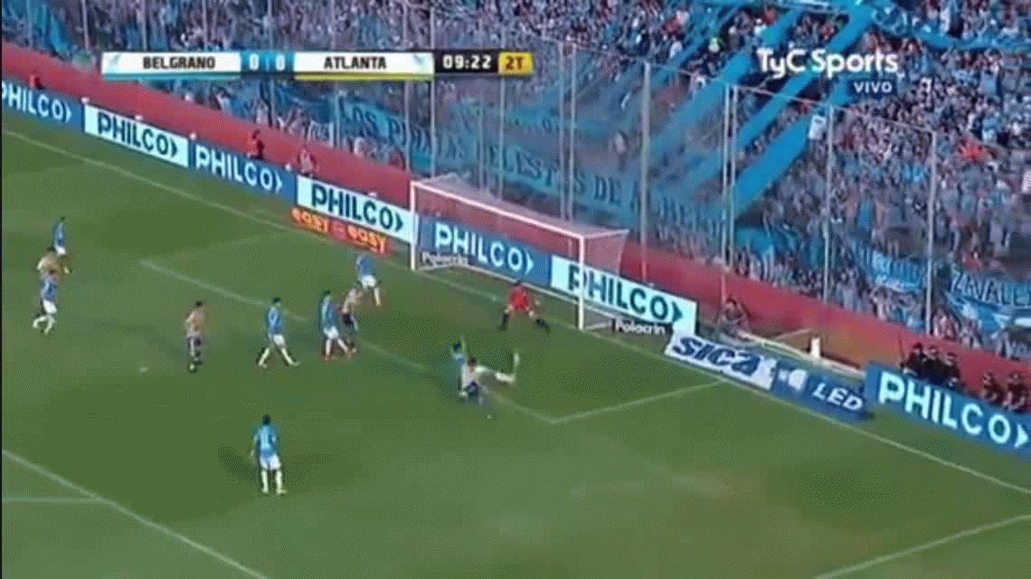 Belgrano de Córdoba 1 – Atlanta 2 por Copa Argentina: goles y estadísticas