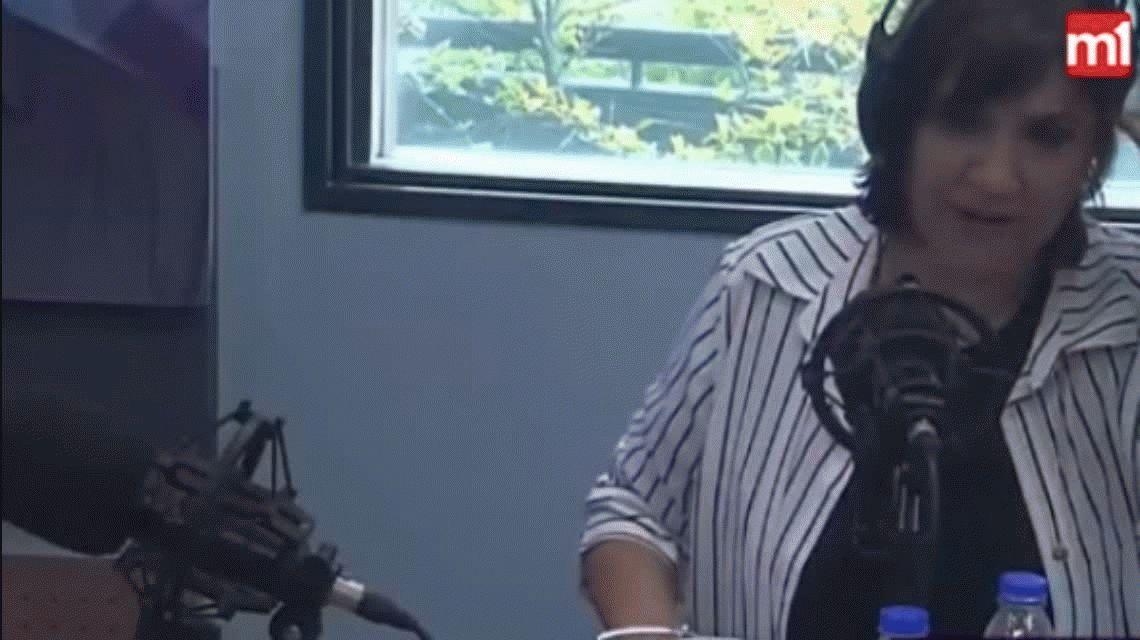 La pregunta de La Negra Vernaci a Cristina: ¿Vos te robaste todo el país?