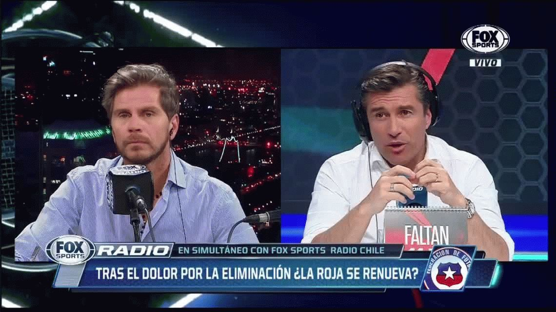 Chile reclamaría a FIFA por el supuesto arreglo de empate entre Perú y Colombia