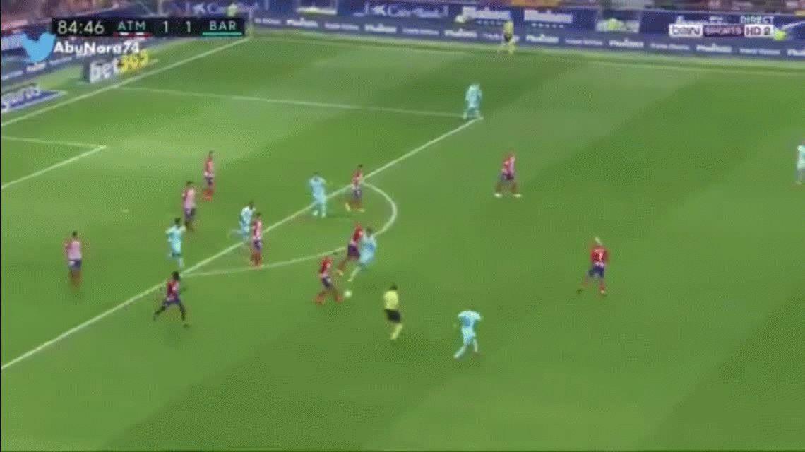 España se rinde a los pies de Godín por su lujo en la cara de Lionel Messi