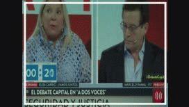 Las barbaridades que piensa Carrió del caso Maldonado
