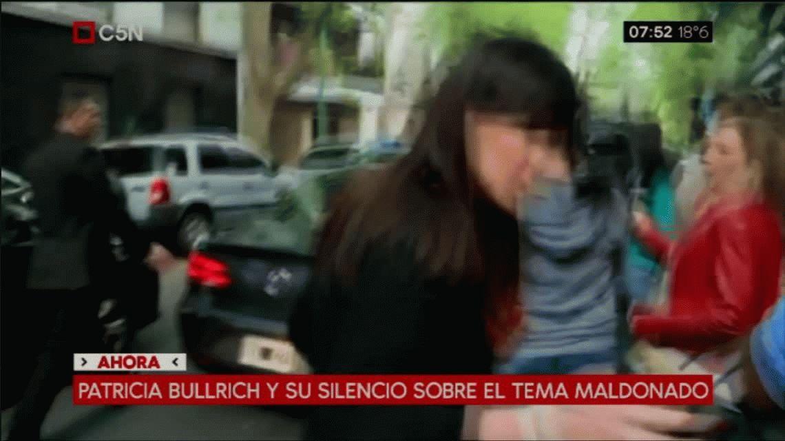 Caso Santiago Maldonado: ¿dónde está Patricia Bullrich?