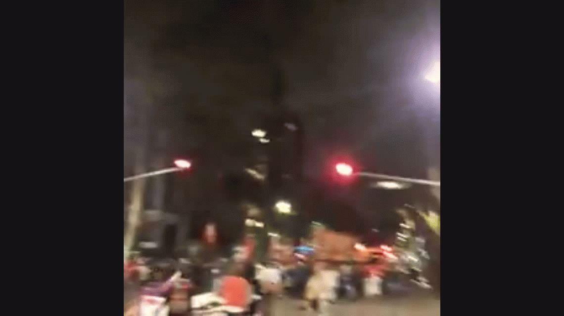 Multitudinaria marcha a Plaza de Mayo para pedir justicia por Maldonado