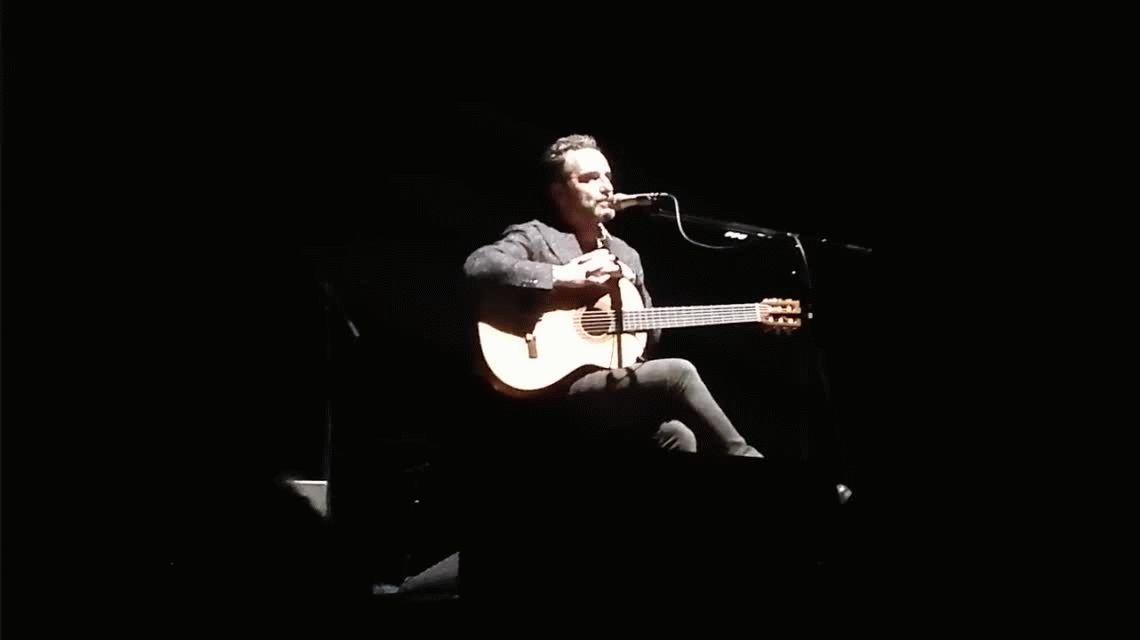 Jorge Drexler le dedicó una canción a Santiago Maldonado