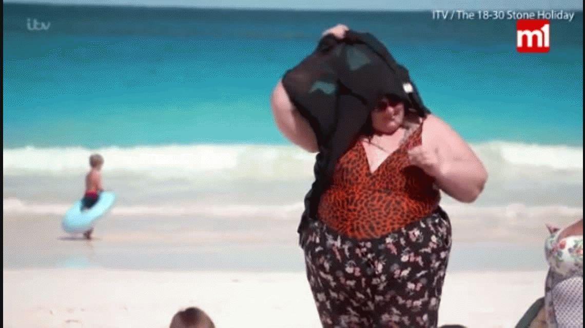 Estrenan un hotel sólo para obesos en las Bahamas