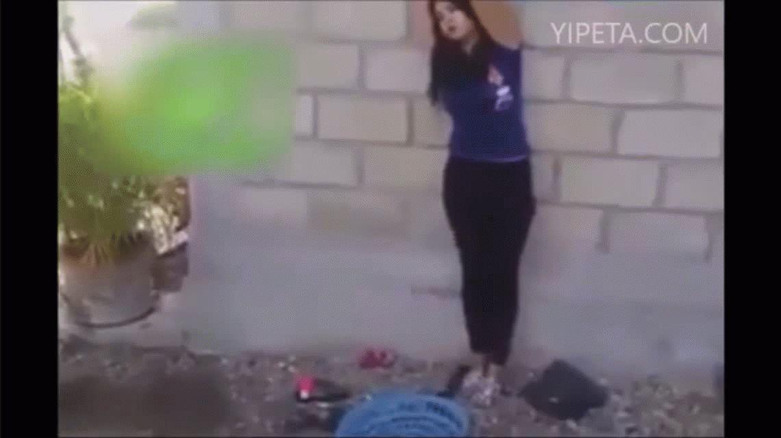 México: torturó a su novia a manguerazos porque le fue infiel