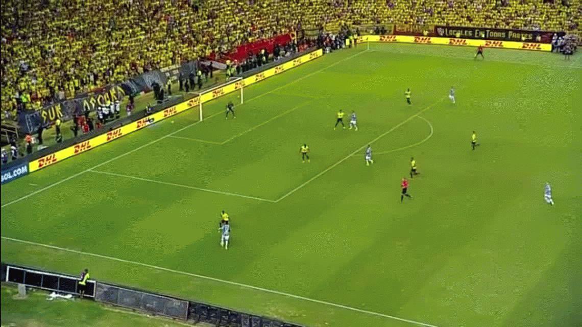 Barcelona de Ecuador 0 - Gremio de Porto Alegre 3: goles y estadísticas