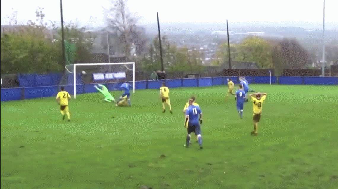 VIDEO: ¿Es ésta la remontada más insólita de la historia del fútbol?