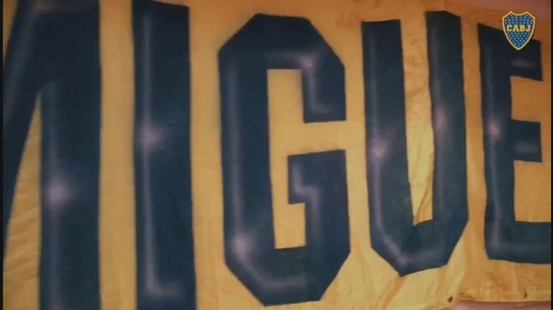 Boca inauguró su muestra itinerante en San Miguel y adelantó el Superclásico