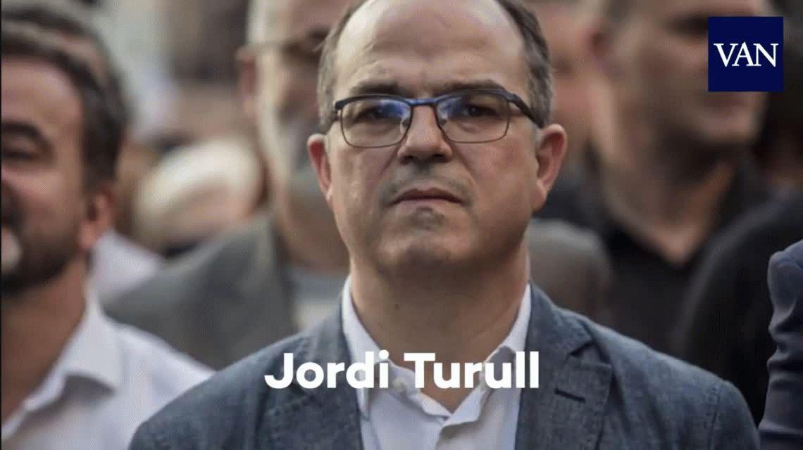 Dictan prisión sin fianza para el ex vicepresidente de Cataluña y siete consejeros