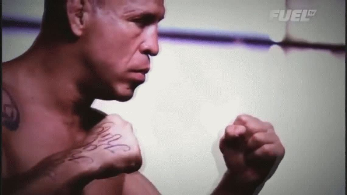 Argentina recibe a Wanderlei Silva, una verdadera leyenda de las artes marciales mixtas