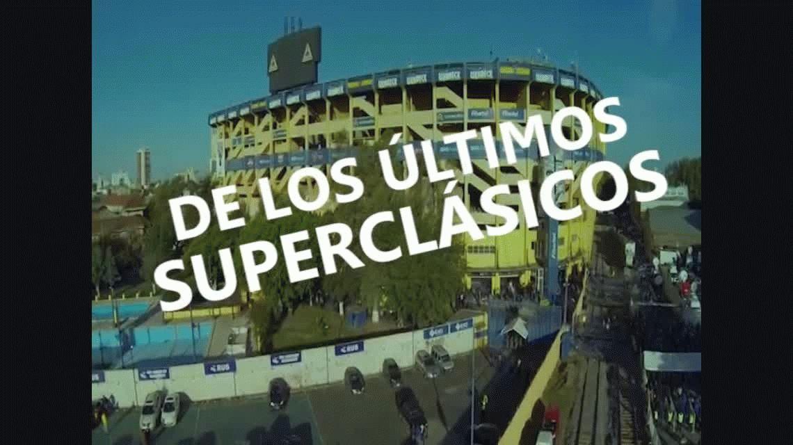 VIDEO Los mejores goles de los últimos Superclásicos