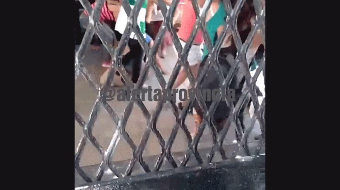 El intendente de Tigre denunció a los padres que agredieron a una portera en Benavidez