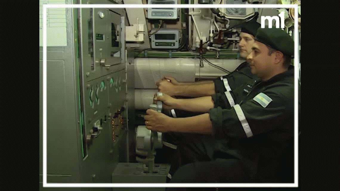 La Armada aclaró que no hay evidencia de que las llamadas sean del submarino perdido