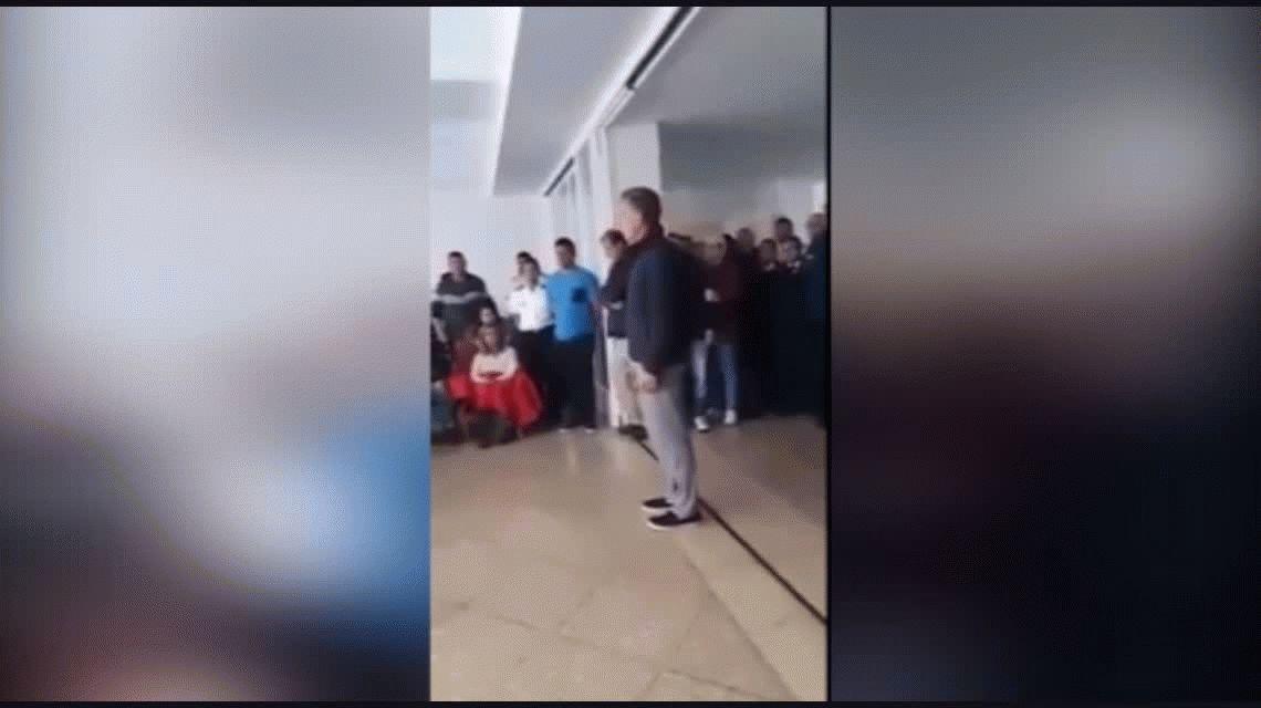 El fuerte reproche de los familiares del ARA San Juan a Mauricio Macri