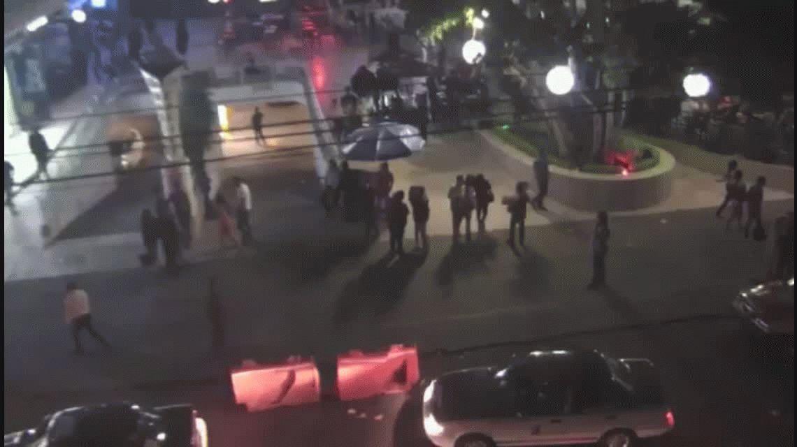 VIDEO: Un sicario mata a un profesor de matemáticas a sangre fría en México