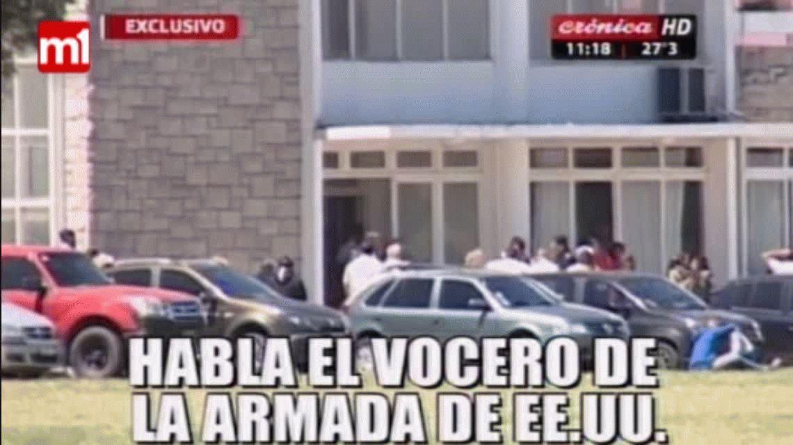 Submarino ARA San Juan: Fue una explosión, están todos muertos