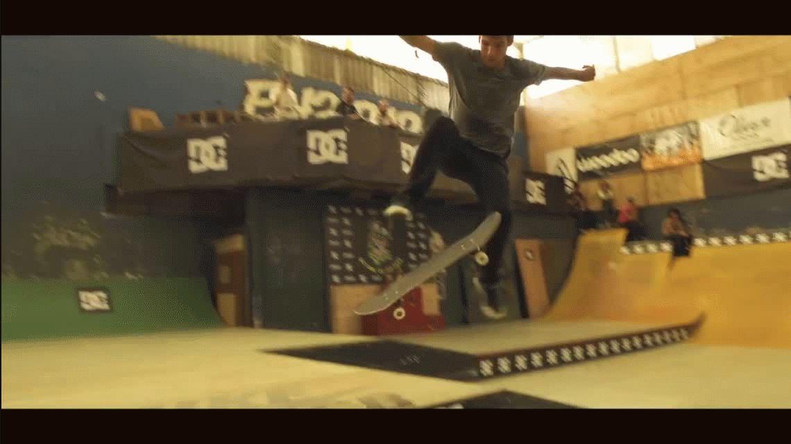 La revolución del skate en Argentina: de ser mal visto a tener su explosión