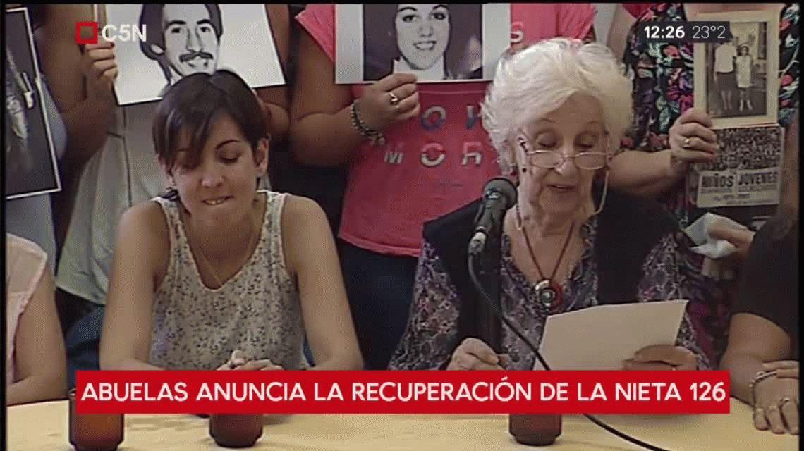 Adriana, la nieta recuperada 126: Esta vez no pudieron, el amor le ...