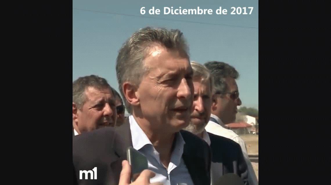 Macri criticó a quienes usan el Estado para acomodar parientes de la política