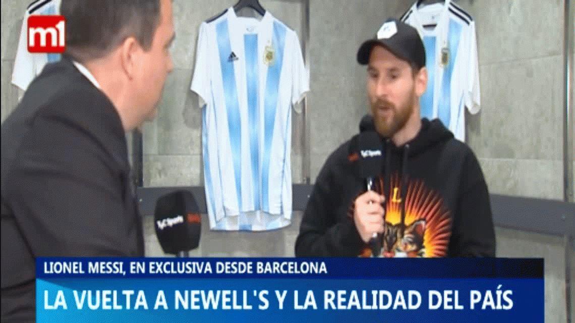 El motivo por el que Messi todavía pone en duda si se retirará en Newells