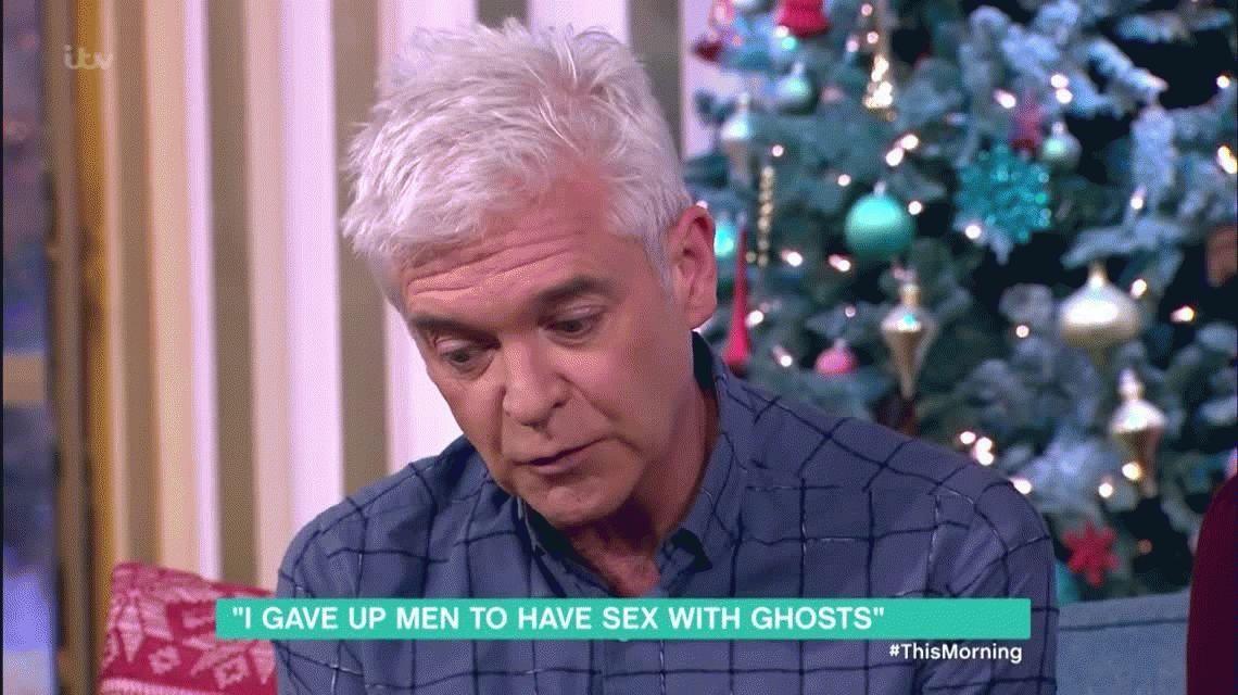 Tuvo sexo con 20 fantasmas y asegura que los prefiere antes que los hombres