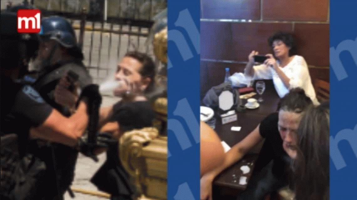 Eduardo Amadeo defendió el ataque a Mayra Mendoza: Me parece perfecto