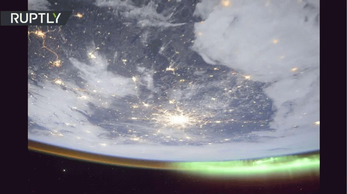 Así se ven desde el espacio algunas ciudades sede de mundiales de fútbol