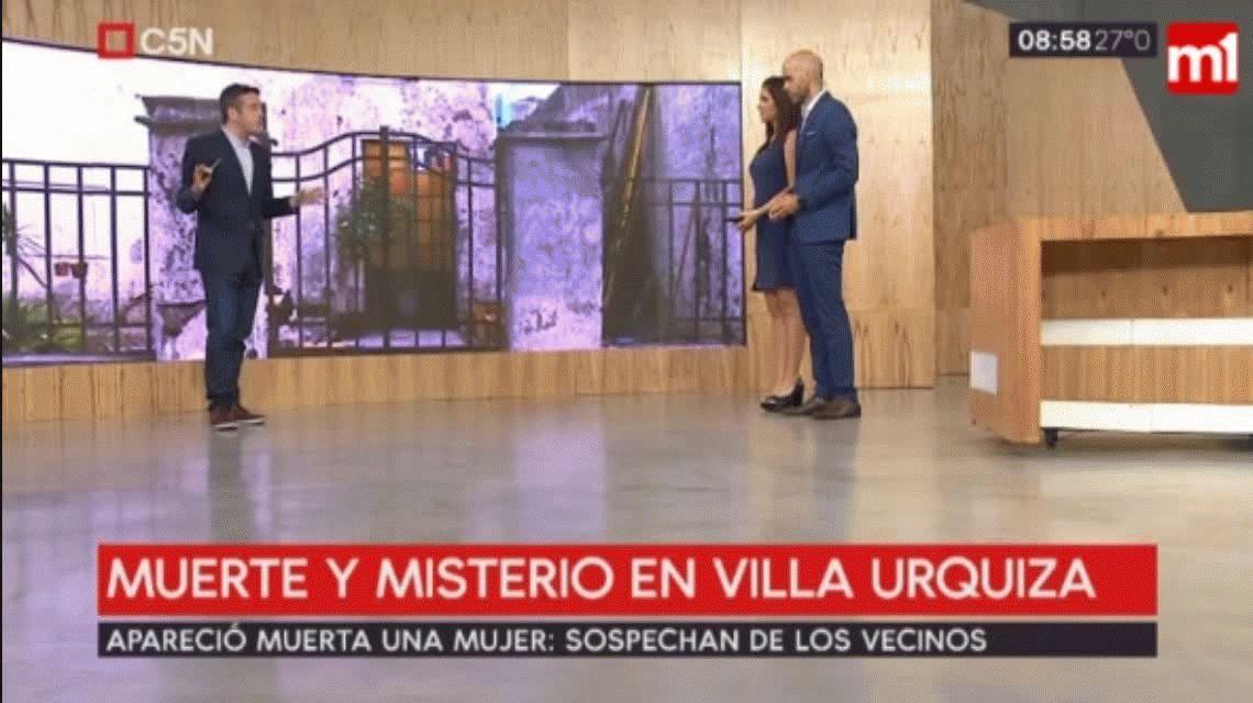 Villa Urquiza: le usurpó la casa y cuando lo echó la asesinó con sus hijos
