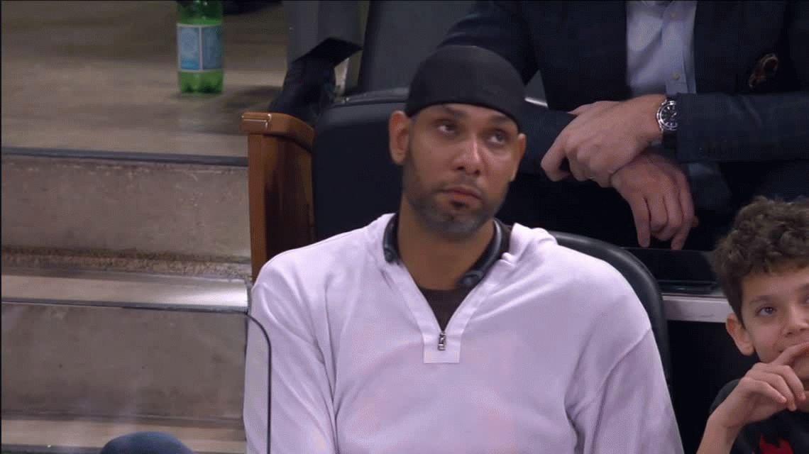 Muchos minutos y 11 puntos para Manu Ginóbili en la victoria de San Antonio Spurs ante Brooklyn Nets
