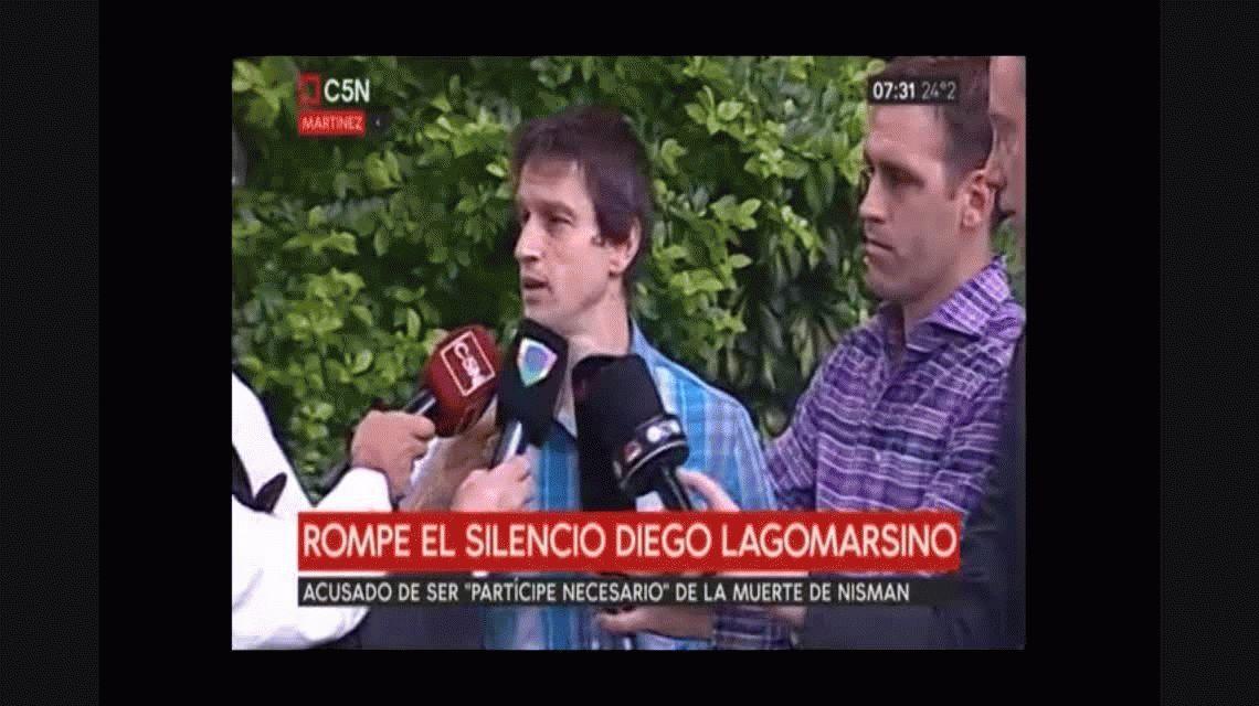 Lagomarsino, procesado: Buscan cerrar la causa, pero no es el camino de la verdad