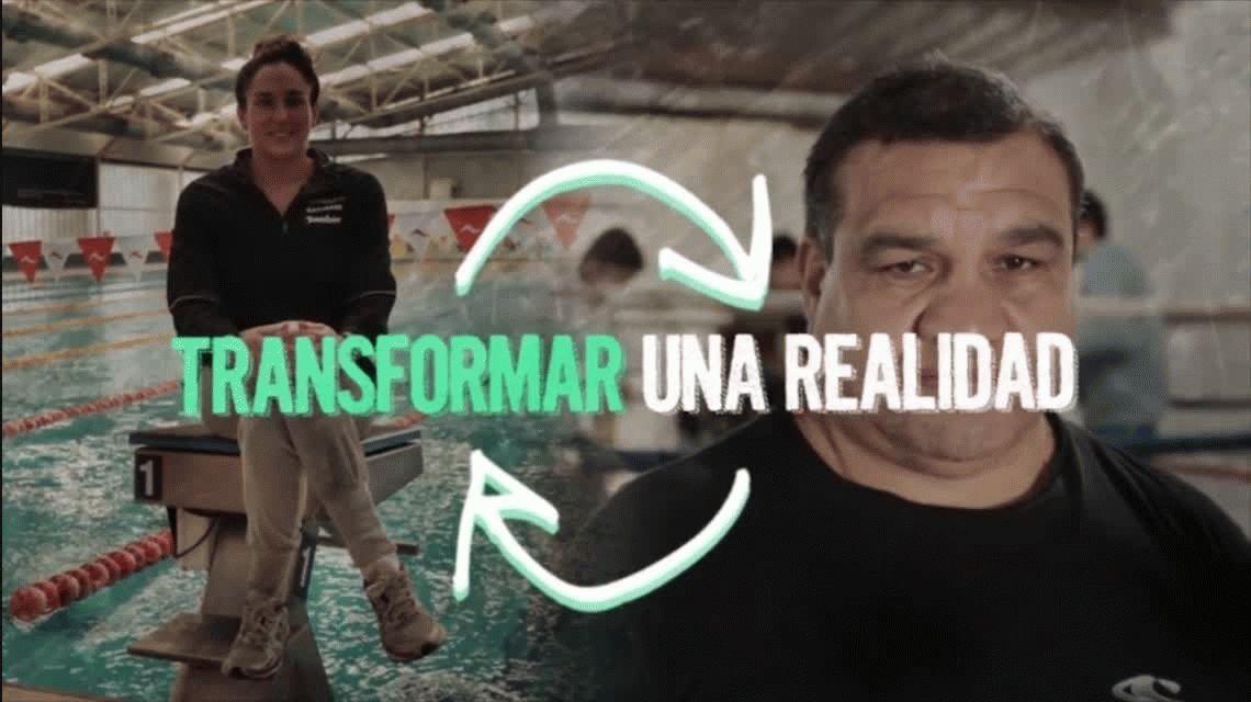 El nuevo desafío de Pilar Geijo: cruzará a nado el Río de la Plata