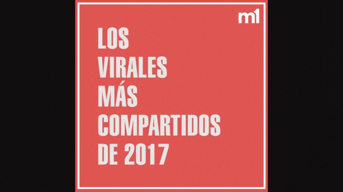 GIFs, memes y videos: los virales más compartidos de 2017